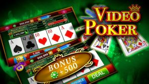 Video Poker: Features Of Classic Devices & The Most Giving Ones